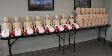 We offer CPR classes in Troy Michigan for healthcare workers, first responders, and the public.
