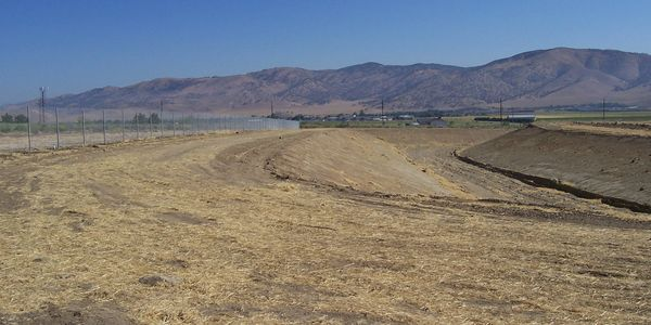 Rosamond Burn Dump Remediation