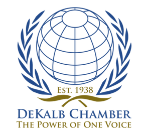 Warren Global Conferencing is a proud member of the Dekalb County Chamber of Commerce in Georgia