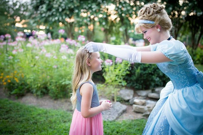 Invite a princess to your child's birthday party. A FairyTaled Event, Nashville Premier Princesses