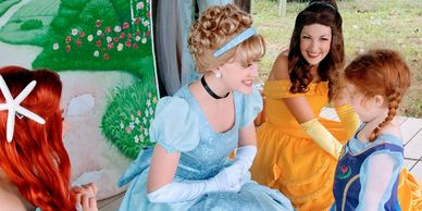 Nashville princess meet & greets are fun things to do with kids. Meet your favorite princesses.