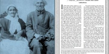 Article in Tennessee Historical Quarterly, Vol. LXV 2006