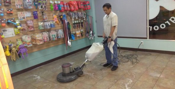 Floor cleaning, Floor care, Floor strip, wax and polish, Floor services.