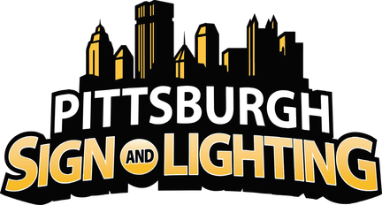 Pittsburgh Sign and Lighting