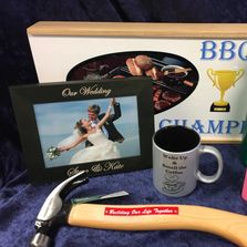 Custom Engraved and constructed items for any occasion.