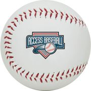Synthetic Leather Playable Baseball. For baseball teams, little leagues and corporate promotions.