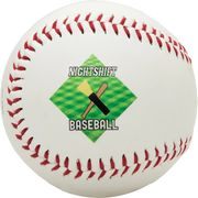 BPPSD - Synthetic Leather Baseball with Full Color Printing.
