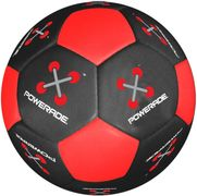 Custom printed rubber and synthetic leather soccer balls from The Ball Factory.