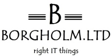 Borgholm.ltd       Right IT things