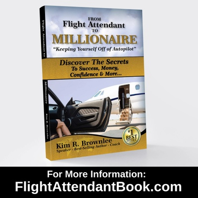From Flight Attendant to Millionaire