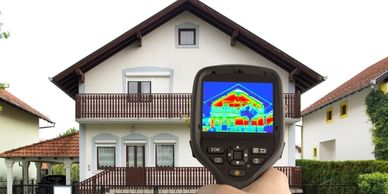 Thermal imaging in Cedar Rapids, IA