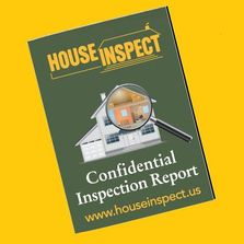 Full color, detailed house inspection report