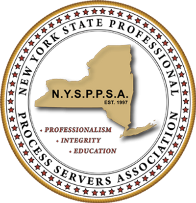 CJC is  a member of NYSPPSA in new york, the professional process servers association