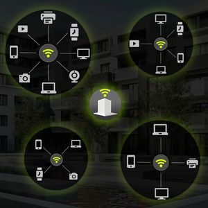 UserSafe client isolation patented security technology for WiFi networks