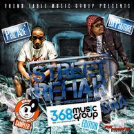 "DJ WILDCHILD DNA PRESENTS: STREET REHAB ""368 MUSIC GROUP EDITION"" BMORE ORIGINAL SAMPLER"