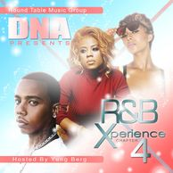 DJ WILDCHILD DNA PRESENTS THE R&B XPERIENCE CHAPTER 4 HOSTED BY YUNG BERG AKA HITMAKA