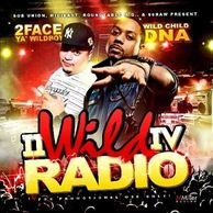 DJ WILDCHILD DNA TEAMS UP WITH 2FACE YA WILD BOY  TO PRESENT II WILD IV RADIO MIXTAPE
