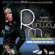 DJ  WILDCHILD DNA & SPOLKSMAN PRESENTS RUNWAY MUSIC: THE 2010 COLLECTION  HOSTED BY KRISTINA DIVINE