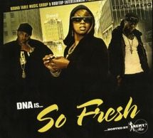 DJ WILDCHILD DNA PRESENTS: DNA IS SO FRESH HOSTED BY REMY MA (HIP HOP MIXTAPE)