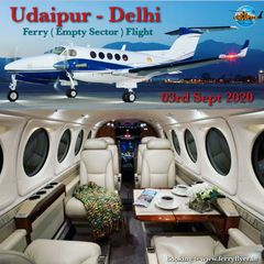Ferry sector One way empty Leg  Air Charter flight  Air Ambulance Chardham Yatra by Helicopter