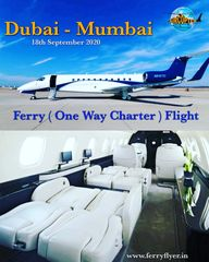 One Way Empty Sector Leg Ferry Flight Air charter service in dubai Chardham Yatra by  Helicopter