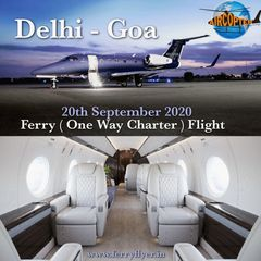 Air Charter Service  Ferry Empty Leg One way charter Flight Services in India Chardham yatra