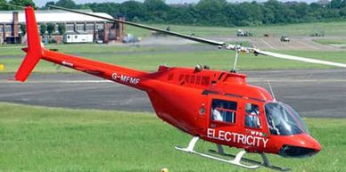 Bell 206 Helicopter is best option for Marriage Purpose