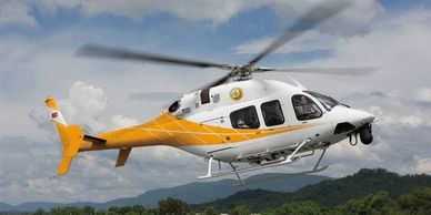 For Election purpose and Kedarnath- Badrinath Yatra Multi Engine Helicopter