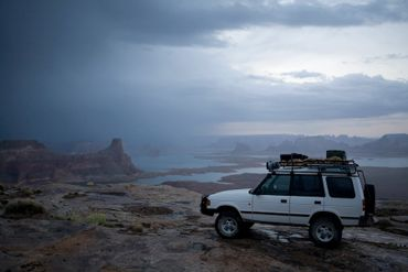 Expedition Exchange sinuhe xavier land rover discovery colorado backcountry overlanding offroading