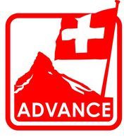 Swiss Advance made in Switzerland spice salt pepper shaker cutlery knife fork hippus arcto crono n5