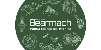 Bearmach Land Rover Defender Discovery Range Rover OEM replacement parts at Expedition Exchange