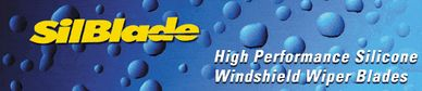 SilBlade silicone windshield wiper lasts years not months warranty clean window safety