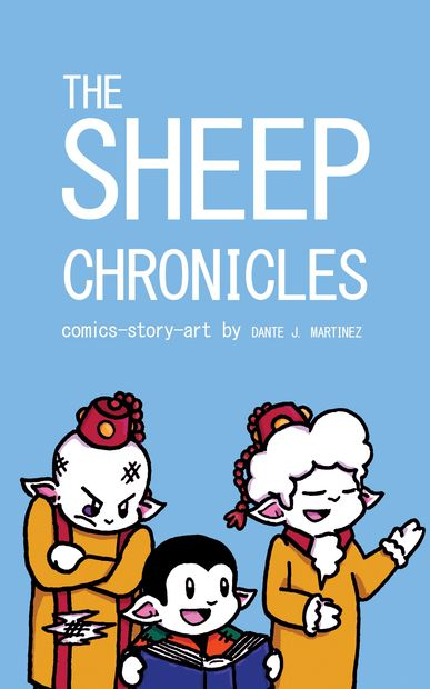 The Sheep Chronicles Beginner's Sheep Story