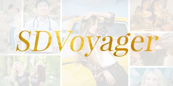 SDVoyager San Diego Magazine Logo Catalog Interview photography