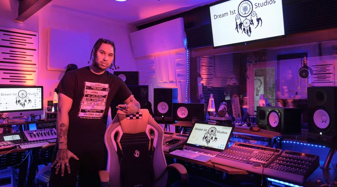 Check out Dream 1st Studios, a recording studio located in Baltimore, MD