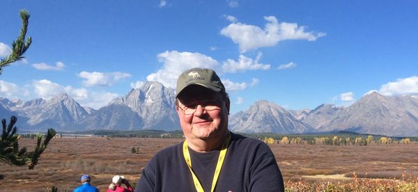 Barry Cammon NATGeo Wild Film Festival. Grand Teton N.P., Wyoming