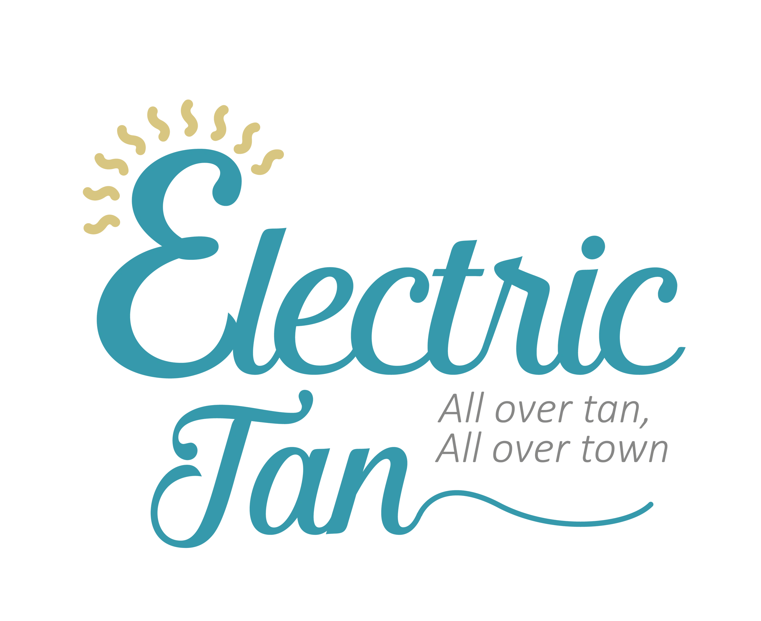 Electric Tan Logo