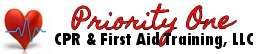 Priority One CPR & First Aid Training, LLC