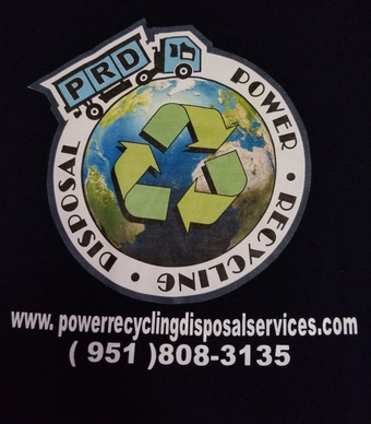 Power Recycling Disposal