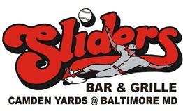 SLIDERS BAR & GRILLE    @ CAMDEN YARDS