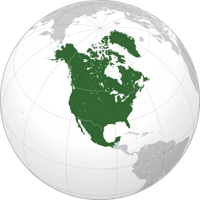 North American Continent