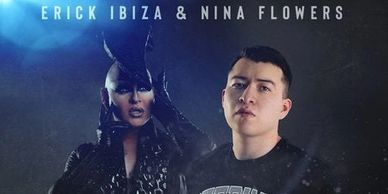 erick ibiza and nina flowers the flash deanne