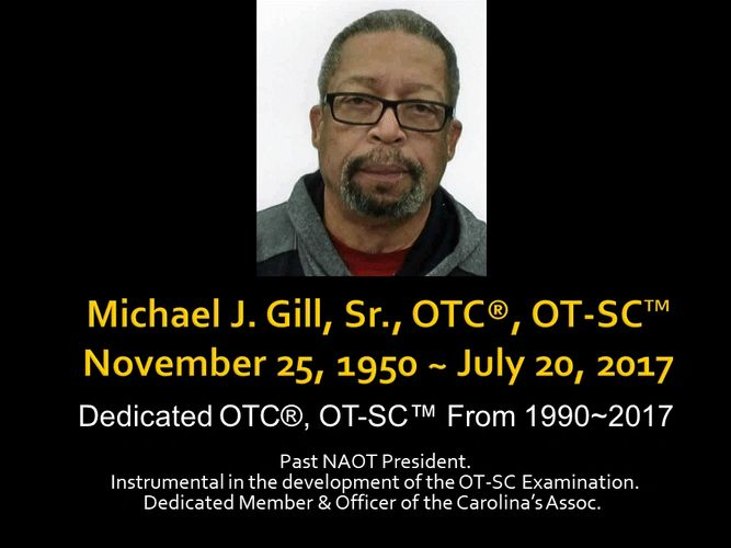 In Memorium National Board For Certification Of Orthopaedic