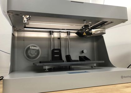 Markforged 3D Printed owned by ACAD Design Corp.