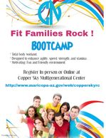 Fit Families Bootcamp