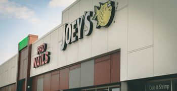Joey's Only Seafood located at Northgate Shopping Centre, Winnipeg