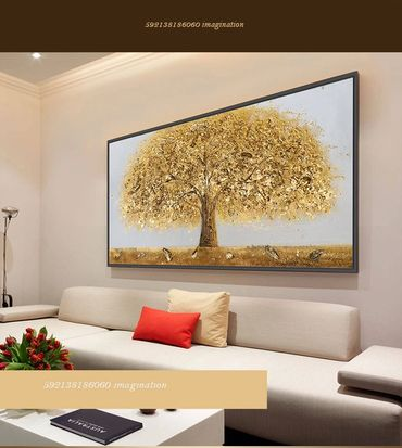 trees oil painting 592138186060 imagination