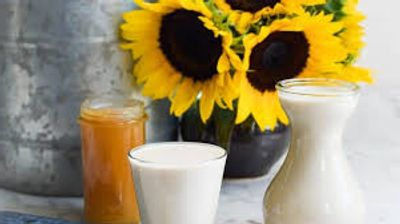 sunflower milk
