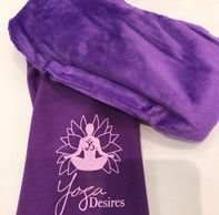 Yoga Desires luxury eye mask. Free gift