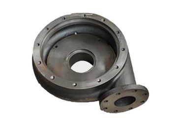 Stainless Steel Pump Casing for Chemical pumps, Paper Pulp Industry and Water Motor Pump Parts - USA
